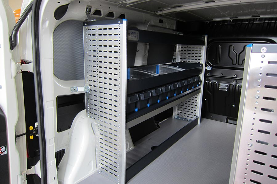 Fiat Doblo Fahrzeugeinrichtung - Gruber Fahrzeugbau GmbH
