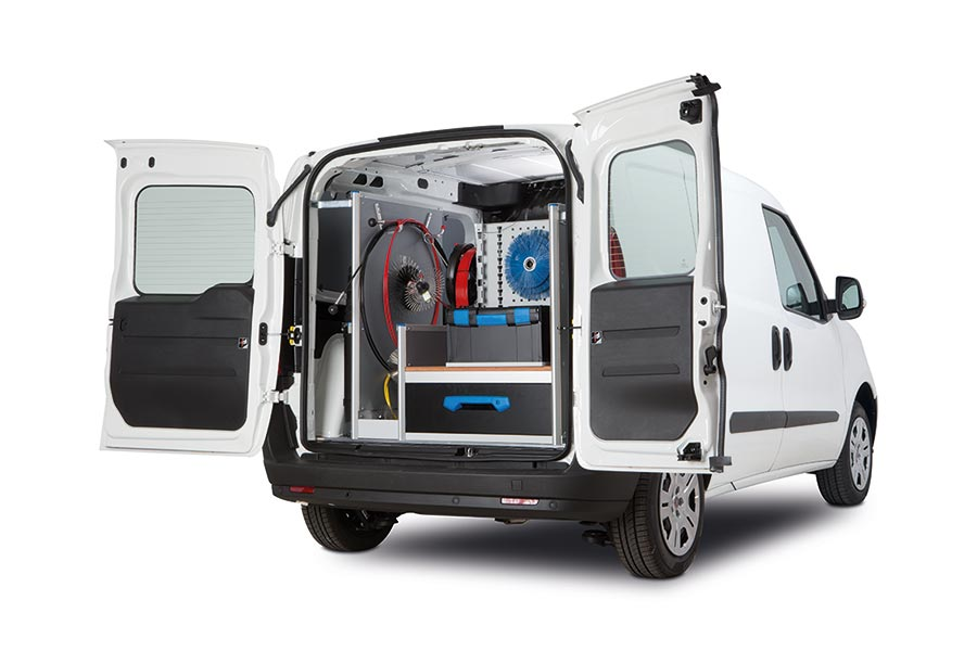 Fahrzeugeinrichtung Fiat Doblo - Gruber Fahrzeugbau GmbH
